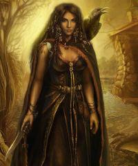 Славянская Богиня Баба Яга