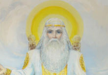 Славянский Бог Белобог