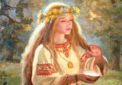 Берегиня – дух-покровитель