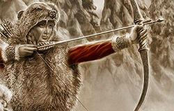 Славянская Богиня Девана