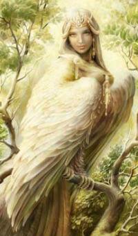 Вещая птица Гамаюн
