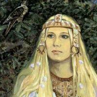 Славянская Богиня Жива