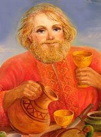 Славянский Бог Квасура