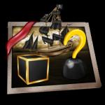 Гадание с монетами на будущее Пиратское