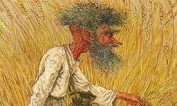 Полевик – мифическое существо славян