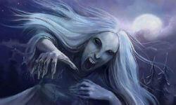 Полуночница – мифическое существо славян