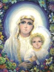 Славянская Богиня Рожана