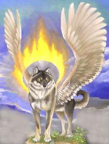Славянский Бог Семаргл