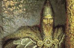 Славянский Бог Волх