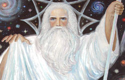 Славянский Бог Вышень