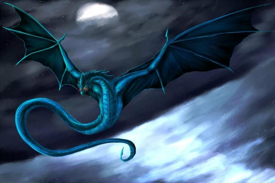 Аспид – крылатый змей