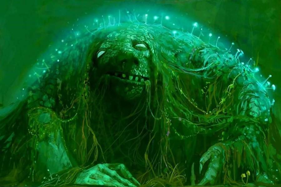 Болотник – дух болота, мифическое существо славян