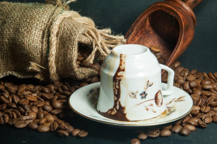 Гадание на кофейных зернах онлайн