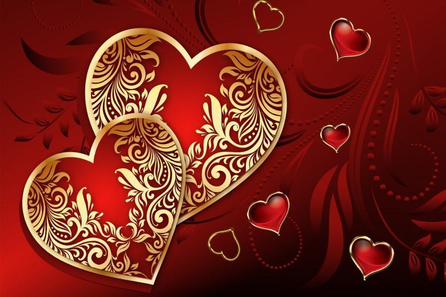 Гадание на любовь на валентинках