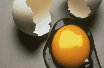 Как узнать о порче при помощи яйца