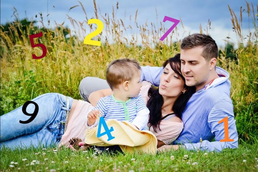 Нумерологический код семейной жизни