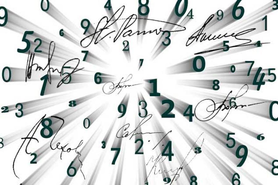 Нумерология подписи по дате рождения, какое будущее предсказывает подпись