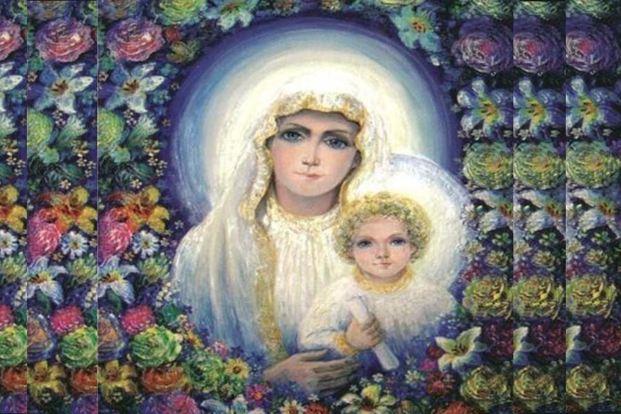 Рожана – Славянская Богиня и Богородица