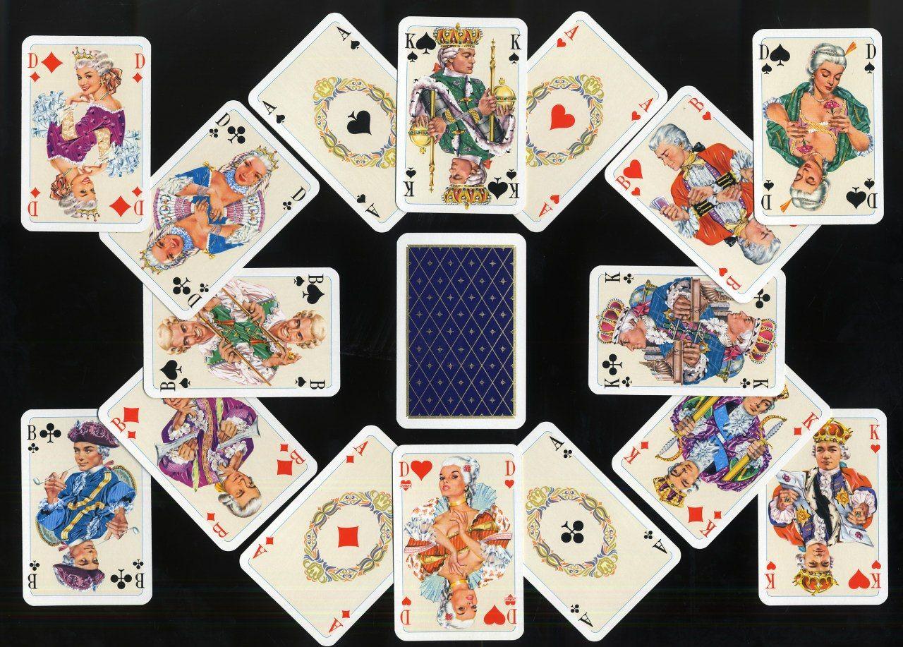 Скороговорка — гадание онлайн на игральных картах