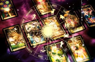 Таро прогноз на неделю, месяц, год по знаку Зодиака
