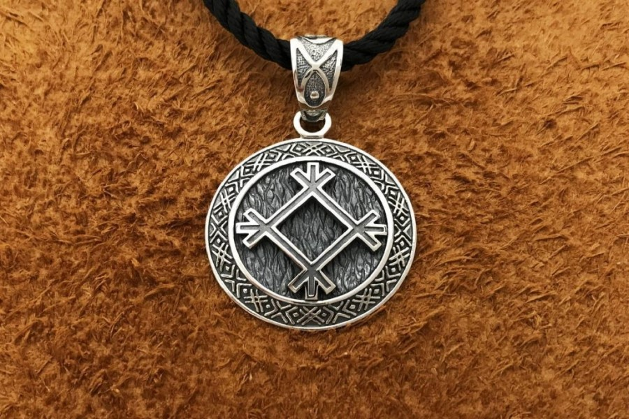 Целебник – славянский символ и оберег