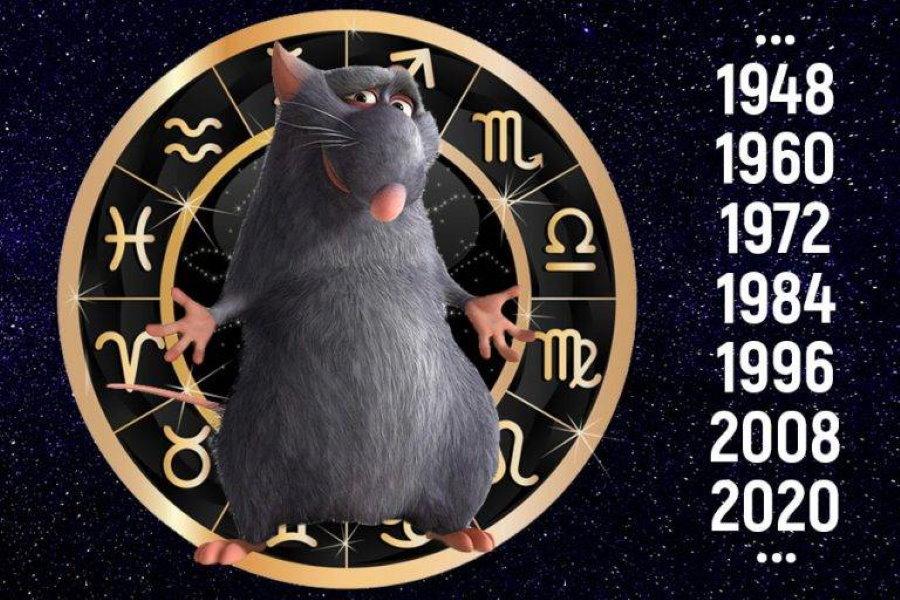 Восточный китайский гороскоп на 2020 год Белой Металлической Крысы