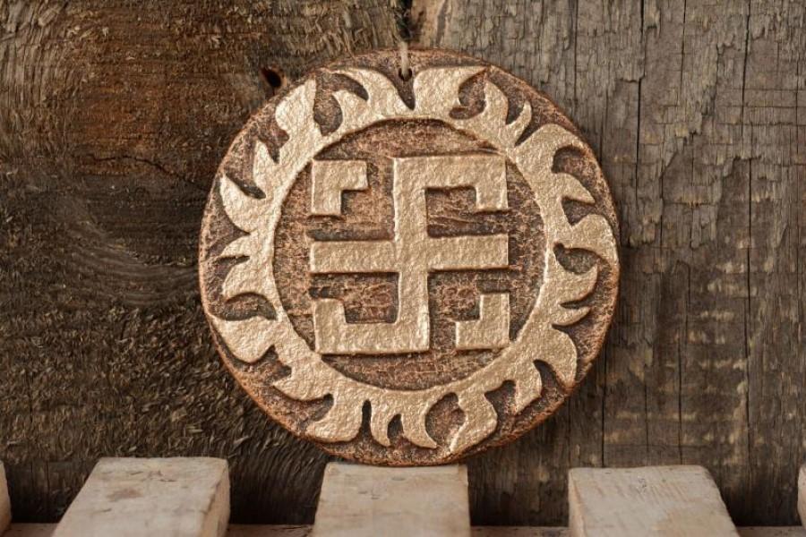 Всеславец – славянский символ и оберег