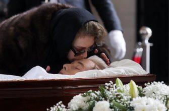 К каким событиям наяву снится целовать покойника?