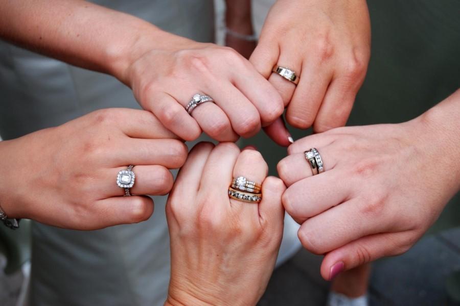 Как правильно носить кольцо женщинам и мужчинам?