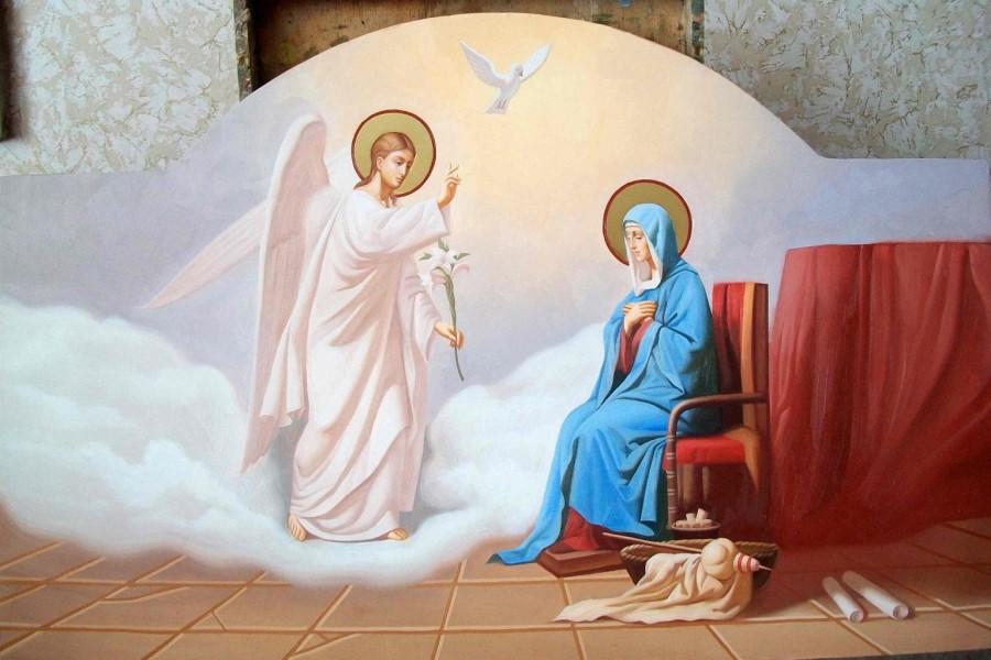 Обычаи и приметы на Благовещение Пресвятой Богородицы