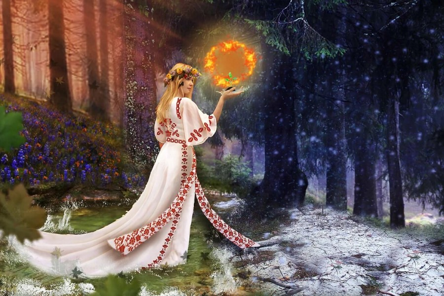 Ритуалы в день весеннего равноденствия: на здоровье, деньги, любовь