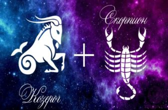Совместимость Козерога и Скорпиона в любви, дружбе, работе