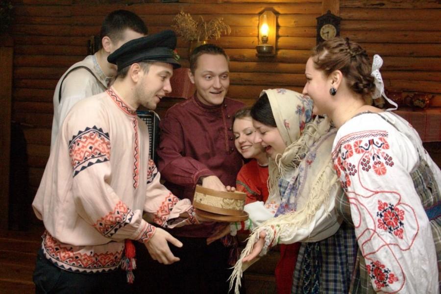 Святки: традиции и обряды, рождественские гадания